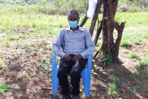 The Water Project: Kaketi Community B -  Benson Ndaka