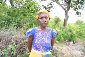 The Water Project: Kaketi Community B -  Josephine Liku