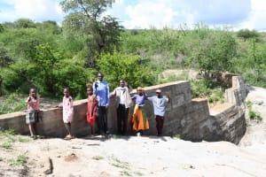 The Water Project: Kaketi Community B -  Thumbs Up