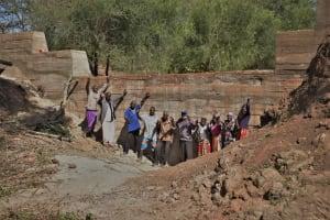 The Water Project: Mbitini Community B -  Hooray