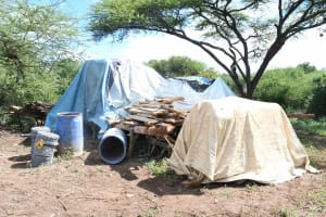 The Water Project: Mbitini Community B -  Materials