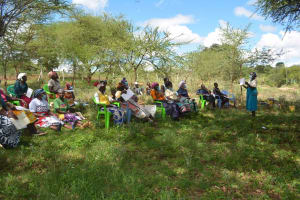 The Water Project: Mbitini Community B -  Beautiful Day To Learn