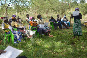 The Water Project: Mbitini Community B -  New Knowledge