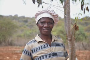 The Water Project: Mbitini Community B -  Esther Mbuvi