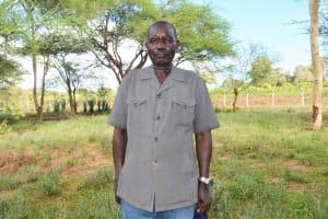 The Water Project: Mbitini Community B -  Peterson Makau