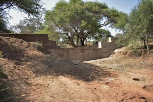The Water Project: Mbitini Community B -  From Below