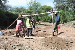 The Water Project: Mbitini Community C -  Only Just Begun