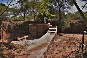 The Water Project: Mbitini Community C -  Complete Well