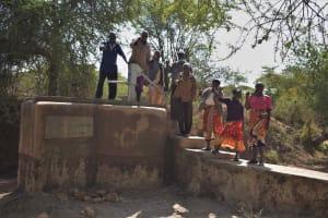 The Water Project: Mbitini Community C -  Celebration