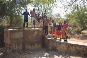 The Water Project: Mbitini Community C -  Hooray