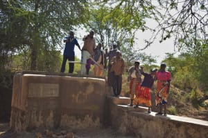 The Water Project: Mbitini Community C -  Thumbs Up