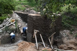 The Water Project: Yumbani Community C -  Second Phase