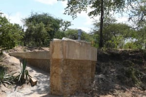 The Water Project: Yumbani Community C -  Complete