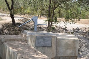 The Water Project: Yumbani Community C -  Ready For Customers