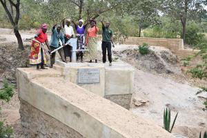 The Water Project: Yumbani Community C -  Thumbs Up