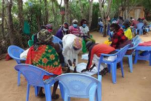 The Water Project: Yumbani Community C -  Self Help Action Plan