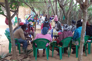 The Water Project: Yumbani Community C -  Action Plan Discussion