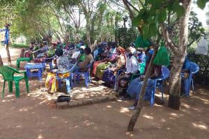 The Water Project: Yumbani Community C -  Listening