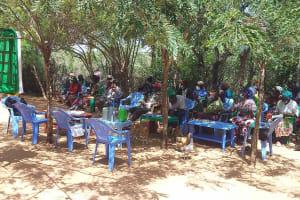 The Water Project: Yumbani Community C -  Participants