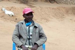 The Water Project: Yumbani Community C -  Pius Musau Kithuka