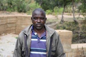 The Water Project: Yumbani Community C -  Zechariah Munuve