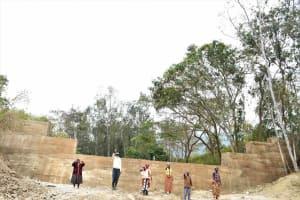 The Water Project: Ivumbu Community B -  Thumbs Up