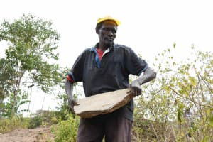 The Water Project: Ivumbu Community B -  Artisan At Work