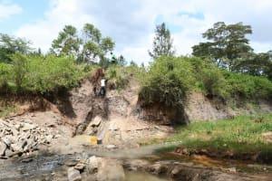The Water Project: Ivumbu Community B -  Preparing
