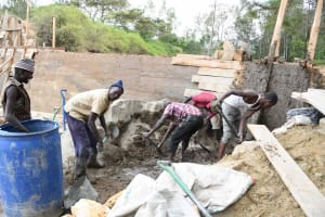 The Water Project: Ivumbu Community B -  Collaboration