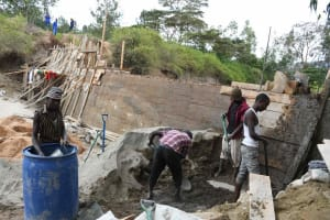 The Water Project: Ivumbu Community B -  Community Members