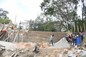 The Water Project: Ivumbu Community B -  Getting Taller
