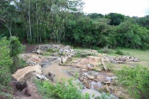 The Water Project: Ivumbu Community B -  Site Preparation