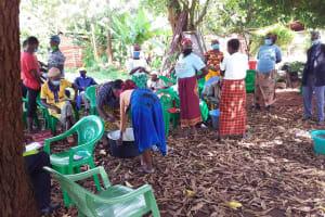 The Water Project: Ivumbu Community B -  Collaborating