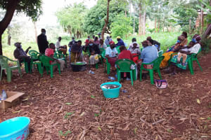 The Water Project: Ivumbu Community B -  Participants