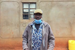 The Water Project: Ivumbu Community B -  Sila Kathungu