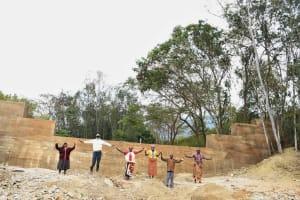 The Water Project: Ivumbu Community B -  We Did It