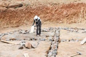 The Water Project: Nzeluni Girls Secondary School -  Just Begun