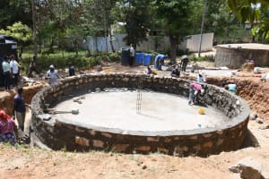 The Water Project: Nzeluni Girls Secondary School -  Collaboration