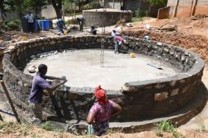 The Water Project: Nzeluni Girls Secondary School -  Teamwork
