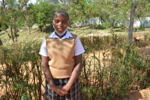The Water Project: Nzeluni Girls Secondary School -  Sifa G