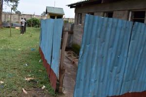 The Water Project: Shamberere Primary School -  Latrine Blockjpg