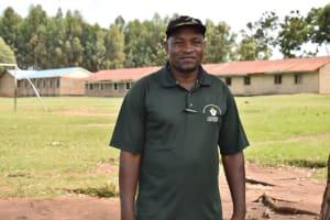 The Water Project: Shamberere Primary School -  Sammy Burundi