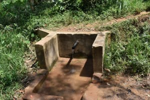 The Water Project: Shamberere Primary School -  Water Source