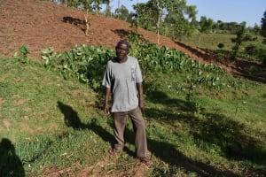 The Water Project: Iyala Community, Iyala Spring -  Charles Mulare