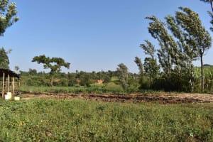The Water Project: Iyala Community, Iyala Spring -  Community Landscape