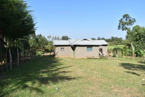 The Water Project: Iyala Community, Iyala Spring -  Household Compound