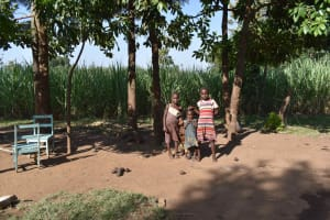 The Water Project: Iyala Community, Iyala Spring -  Community Children