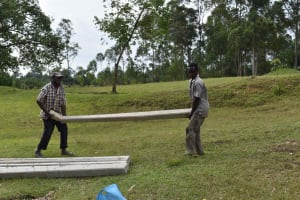 The Water Project: Luyeshe North Community, Reuben Endeche Spring -  Community Engagement