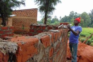 The Water Project: Kabinjari Primary School -  Brick Works