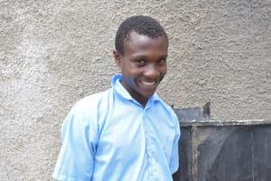 The Water Project: Kabinjari Primary School -  Alvine B